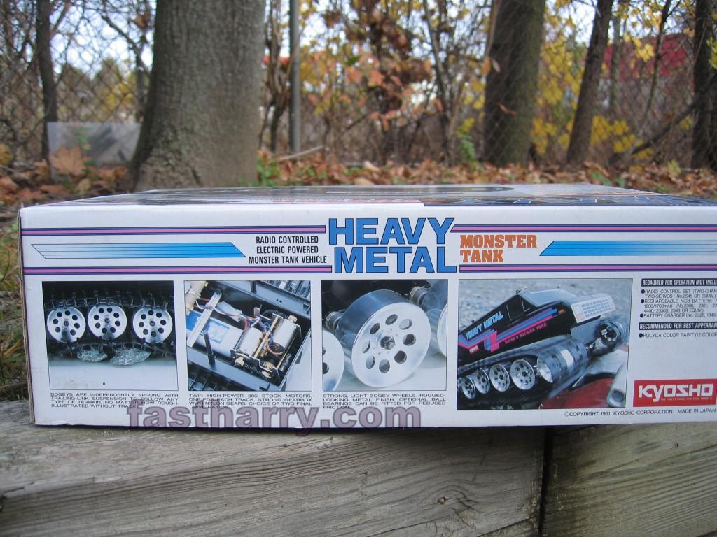 www.fastharry.com Kyosho Heavy Metal Blizzard (2)